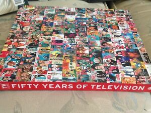 50 Years of Television book