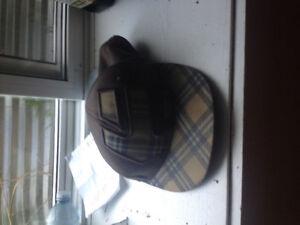 etnies and patagonia hat