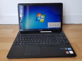 Laptop_SONY VAIO_ E series.core i5_ dedicated graphic card_very good condition.