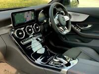 2020 Mercedes-Benz C Class Mercedes-AMG C 43 4MATIC Cabriolet Auto Convertible P