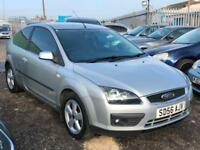 2006/56 Ford Focus 1.6 115 Zetec Climate LONG MOT EXCELLENT RUNNER