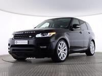 2014 Land Rover Range Rover Sport 3.0 SD V6 HSE Dynamic Station Wagon 4x4