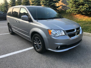 25000km 2017 Dodge Grnd Crvn/ Leather Powered Everything Certifi