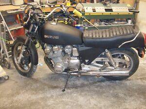 fastest production bike in 80