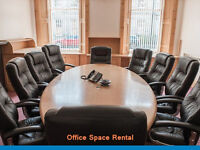 Fully Furnished - ( FORTH STREET - CENTRAL EDINBURGH -EH1) Office Space to Let in Edinburgh