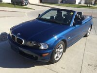 BMW 325CI CABRIOLET **SAFETIED**GREAT CONDITIONS**LOADED**