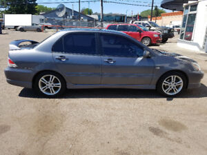 2006 Mitsubishi Lancer RalliArt for sale
