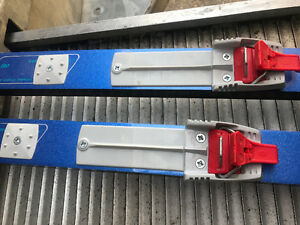 CROSS COUNTRY SKIS and size 9 ladies boots