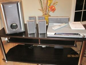 DVD Home Entertainment System