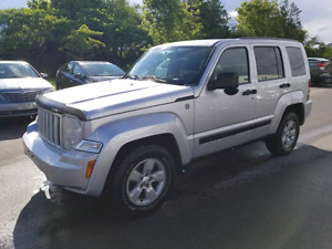 2010 Jeep Liberty 4x4 SUV *** Power Opts, AC, Cruise ***
