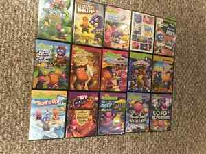 The Backyardigans DVDs