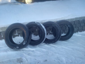 Pneu Michelin X-ICE  245-60-18