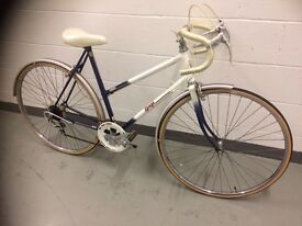 RALEIGH LADIES RACER BIKE 'AS NEW' CONDITION