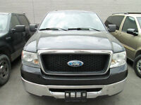 2008 FORD F150 SUPER CREW,4 DR,LIKE NEW,EXTRA CLEAN TRUCK