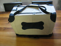 SMALL DOG TRAVEL CASE