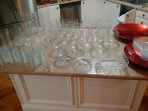 Various Glass wear for Candy Bar/ Hot Chocolate bar Cambridge Kitchener Area image 3