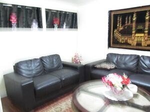 31/2 newly renovated semi basement appartment for rent in verdun
