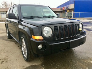 2007 Jeep Patriot North edition 4x4 Low Kms!!