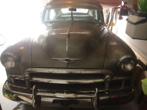 50 Chevy fleetline for sale or trade