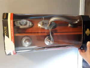 Gatehouse front door lock NIB