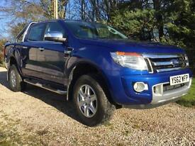 Ford Ranger 2.2TDCi ***SALE AGREED*** (150PS) (EU5) 4x4 auto Double Cab Limited