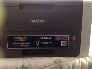 Brother color  laser printer