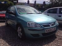2004 Vauxhall Corsa 1.3 Diesel - Low Miles - FSH - Stunning Car @ Aylsham Road Affordable Car Centre
