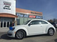 2015 Volkswagen Beetle BLUETOOTH, CD/MP3, ACCIDENT FREE  - Low M