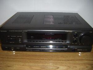 Technics surround sound receiver for sale