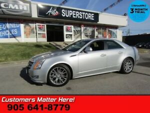 2011 Cadillac CTS 3.6L  AWD NAV HUD CS/HS PANO-ROOF LEATH CAM ME
