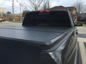Foldable Hard cover for DodgeRam