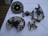2002 YAMAHA GRIZZLY 660--PARTS
