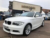 2012 61 BMW 1 SERIES 2.0 118D M SPORT 2D 141 BHP DIESEL