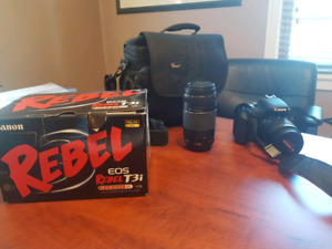 Canon Rebel EOS T3i