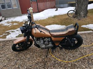 Copperhead  XJ750 Yamaha