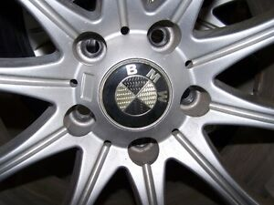 USED BMW Winter Tire and Rim Package Oakville / Halton Region Toronto (GTA) image 1