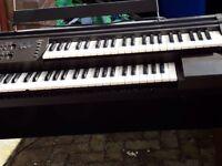 Electric organ - Yamaha EL3