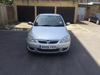 2006 VAUXHALL CORSA 1.2 ONLY 72K MILEAGE