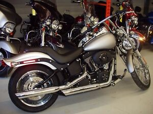 2007 Harley Davidson Softail Night Train FXSTB