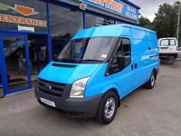 2010 FORD TRANSIT 115 T330M FWD - EX BRITISH GAS - FULL INTERNAL RACKING SYSTEM
