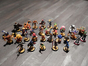 Amiibos! Only what is listed is still available.