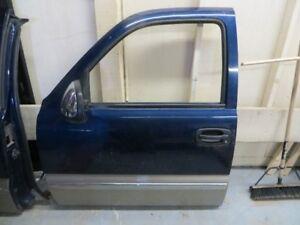 x cab door passenger side and driver side door