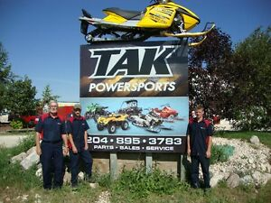 Snowmobile Summerization at Tak
