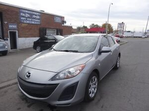 MAZDA 3 2010 HATCH BACK