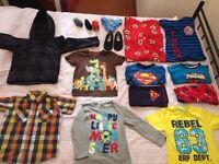 Bundle - Boys Clothes - Age 4-5