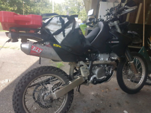 2016 DRZ 440s HIGHLY MODDED