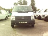 Ford Transit T350 D/CAB 100PS TIPPER DIESEL MANUAL WHITE (2014)