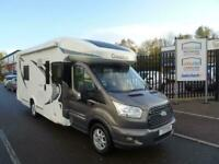 Chausson Welcome 737 4 berth 4 belts, End Washroom motorhome for sale