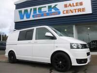 2014 Volkswagen TRANSPORTER T5 T28 102ps Trendline Kombi *6 SEATER* Manual Crew