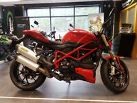 2012 Ducati Streetfighter 848 F848 2 Former Keepers 14,014 Miles Immaculate